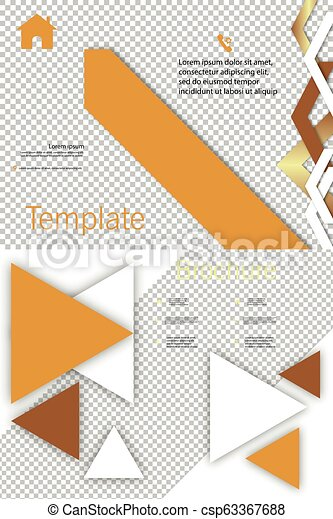 Set Of Cover Design Template Annual Report Cover Flyer Presentation Brochure Front Page Design Layout Template With Bleed In A4 Size Colors With
