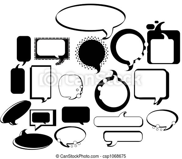 Set of design elements s - csp1068675