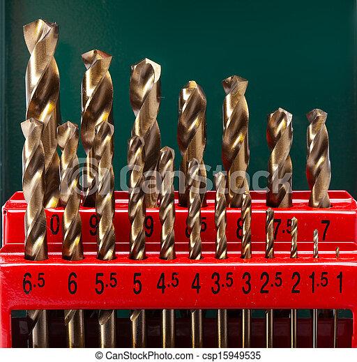 set of drills - csp15949535