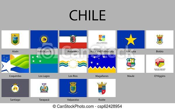 Set of flags - csp62428954