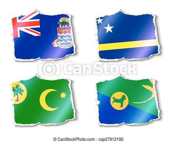 set of flags - csp27912192