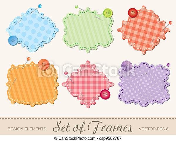 set of frames - csp9582767