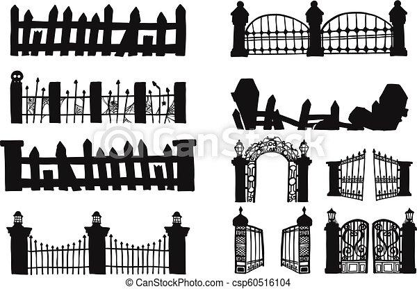 Clipart Halloween Fence Clipart Halloween Fence Transparent Free For Download On Webstockreview 2020