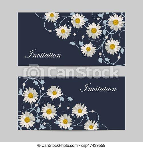 Set of horizontal banners - csp47439559