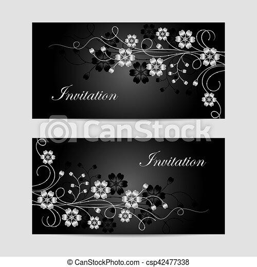 Set of horizontal banners - csp42477338