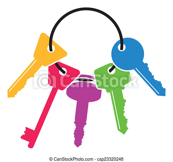 set of keys drawing search clip art illustrations and eps vector rh canstockphoto com keys clipart black and white keys clip art images