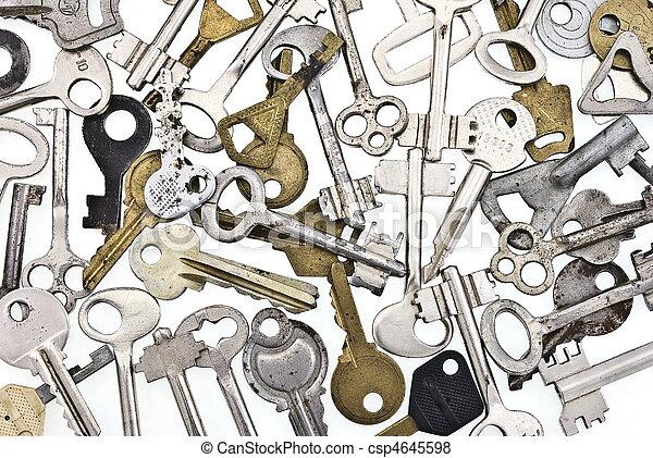 Set of keys - csp4645598