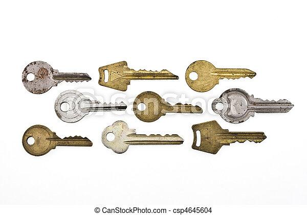 Set of keys - csp4645604