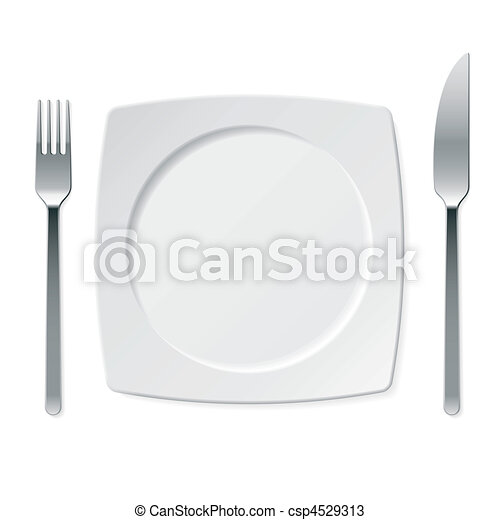 Set of kitchen objects - csp4529313