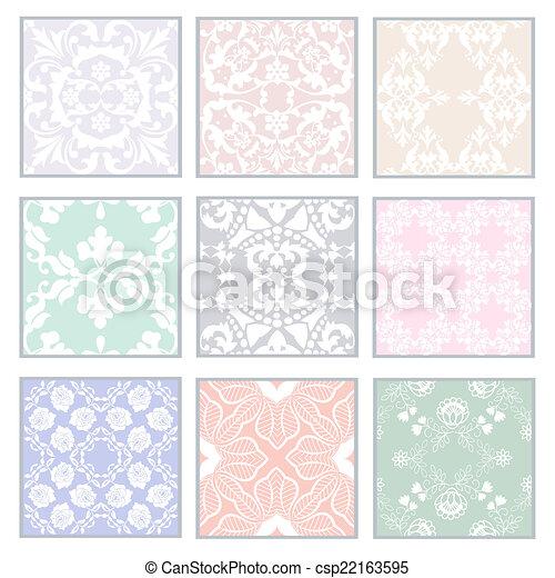 Set of lace - csp22163595