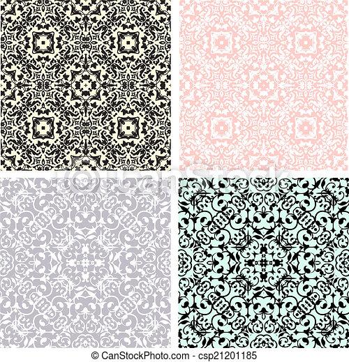 Set of lace - csp21201185
