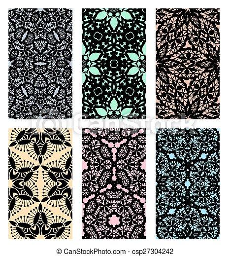 Set of lace - csp27304242