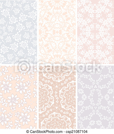 Set of lace - csp21087104