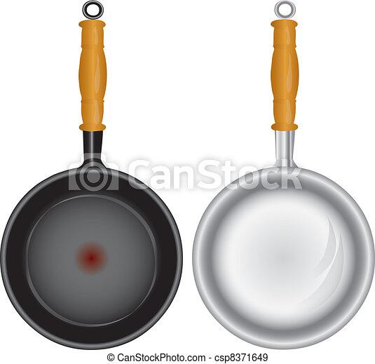 Set of saucepans - csp8371649