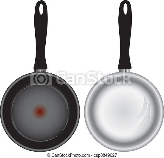 Set of saucepans - csp8849627