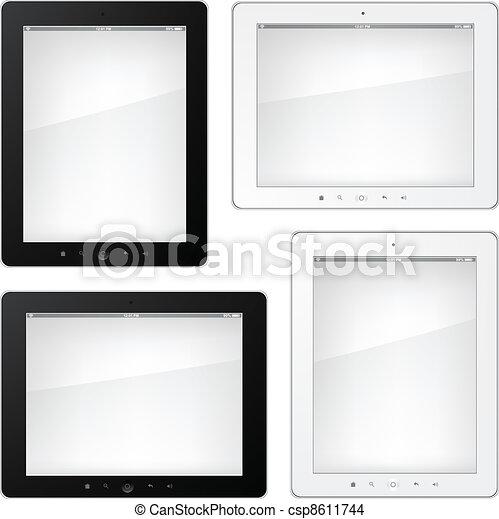 Set of Tablet PC - csp8611744