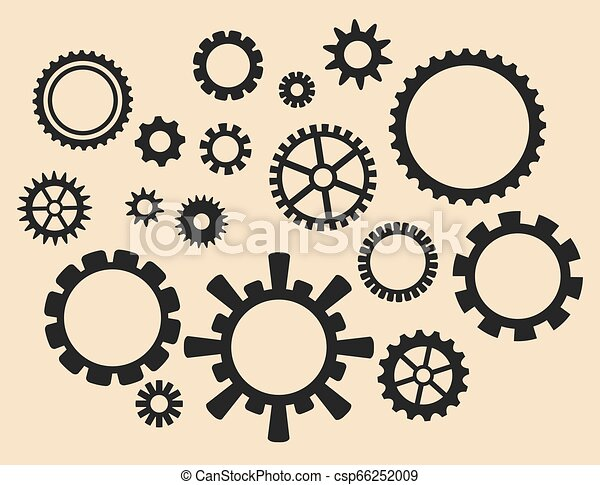 Cog Cogwheel Gear Zahnrad Clipart   i2Clipart - Royalty Free Public Domain  Clipart