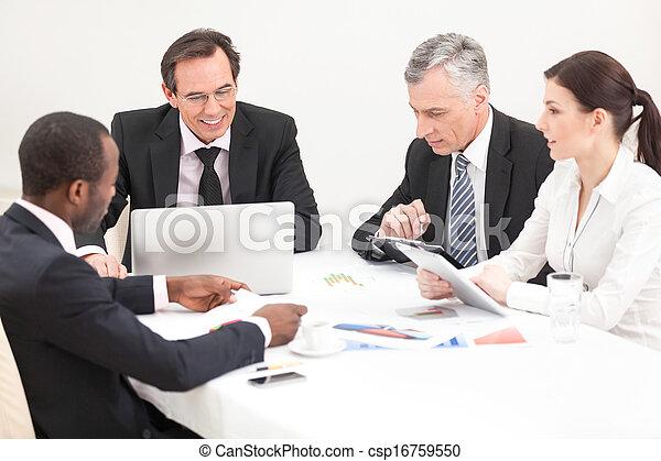 setkání, povolání - csp16759550