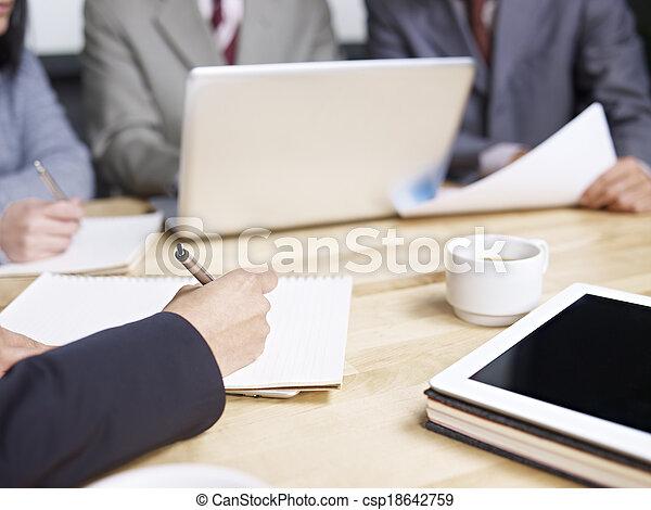 setkání, povolání - csp18642759