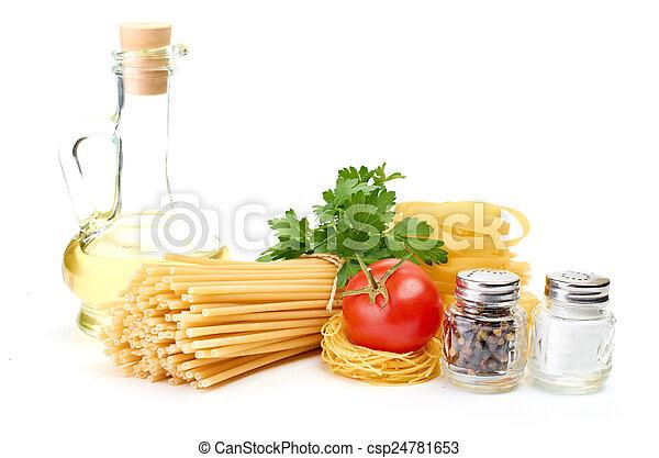 Setting pasta - csp24781653