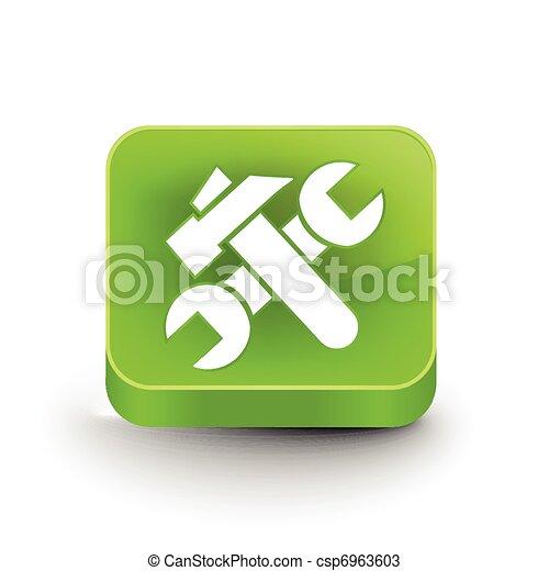 setting web icon  - csp6963603