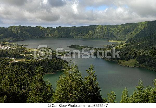 seven lake - csp3518147