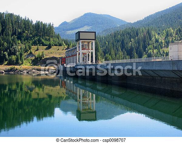 Seven Mile Dam - csp0098707
