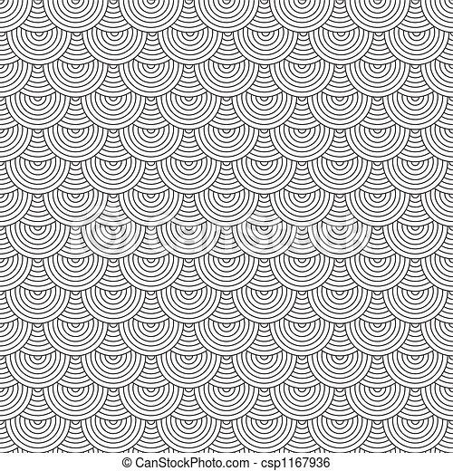 seventies circle - csp1167936