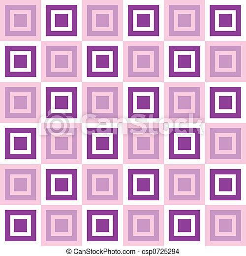 seventies squares - csp0725294