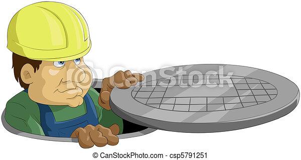 Sewer - csp5791251