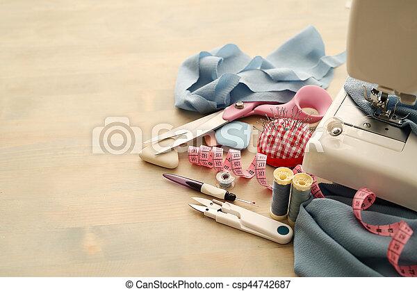 Sewing tools - csp44742687