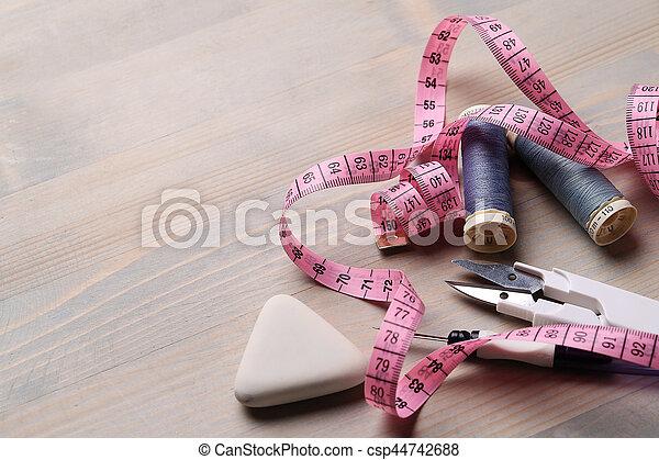 Sewing tools - csp44742688
