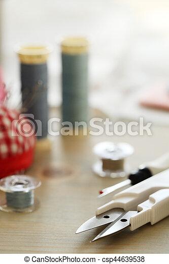 Sewing tools - csp44639538