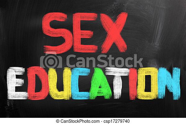 Sex Education Concept - csp17279740