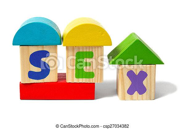 Sex education - csp27034382