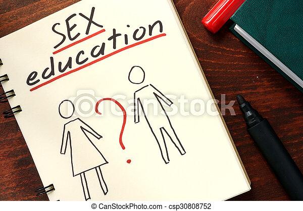 sex education - csp30808752