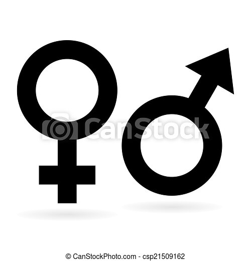 sex symbols female and male sex signs as black silhouette clip art rh canstockphoto com safe sex clipart sex clipart image