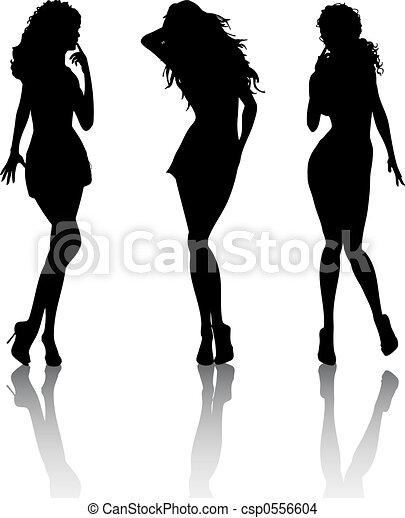 sexet, females - csp0556604