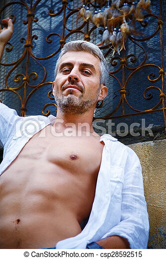 Sexi man photo