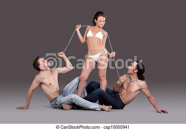 Juegos sexuales para los hombres