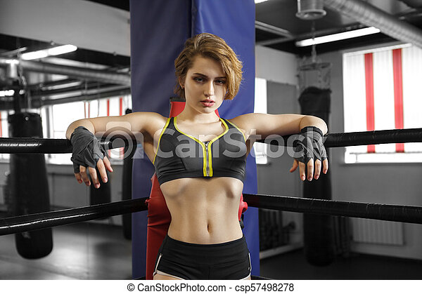 Boxing sexy Mix N'