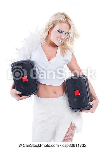 Sexy girl audio