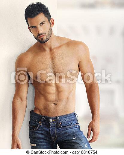 Sexy guy - csp18810754