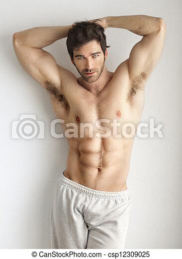 Sexy guy - csp12309025