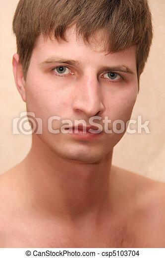 sexy guy - csp5103704