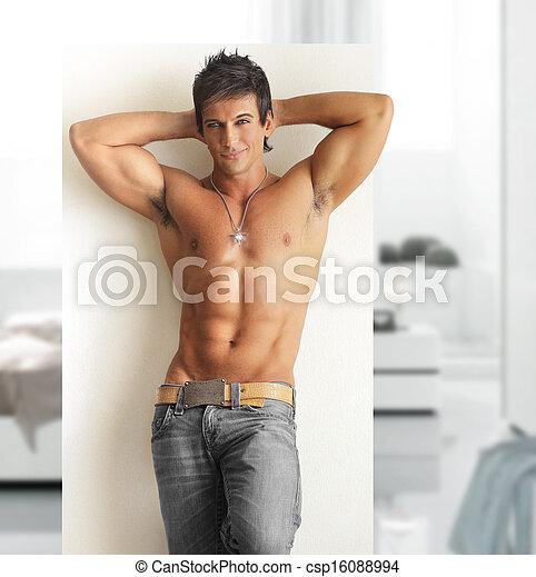 Sexy guy - csp16088994