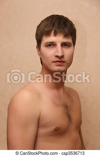 sexy guy - csp3536713