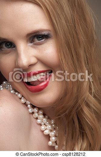 sexy, kobieta, dorosły - csp8128212