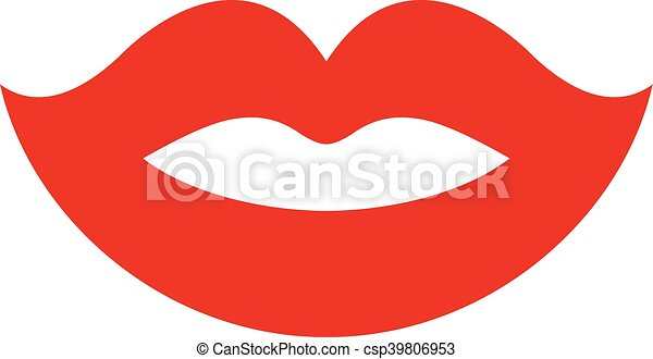 sexy lips vector icon rh canstockphoto com lips vector ai lips vector png