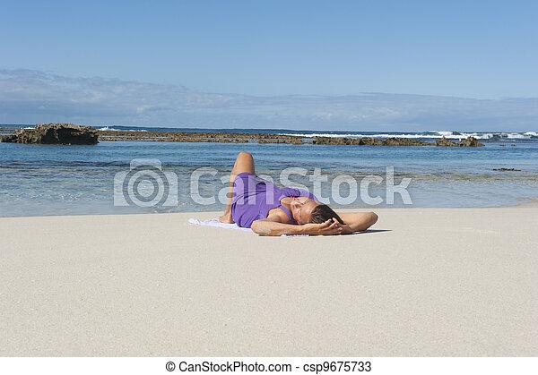 Ass sexy mature women at the beach reserved